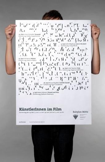 Typographie #poster #typography