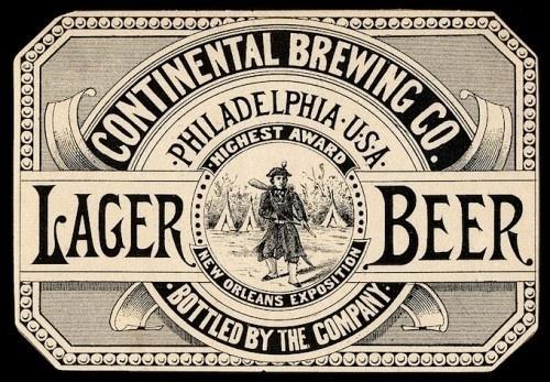 Vintage Beer / Continental Brewing