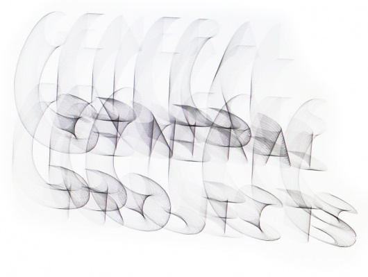 General Projects #expressive #type #blur #blend