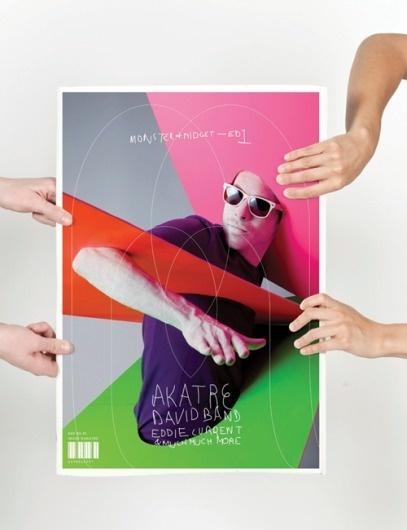 Ashlea O'Neill / M&M Branding #ashlea #oneill #print #design #poster