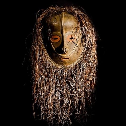 New Guinea Middle Sepik Itmal Angriman Village Spirit Mask | Expedition Cargo #tribal #guinea #mask #art #new