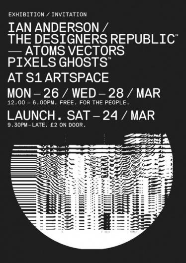 Tumblr #ian #republic #designers #design #graphic #anderson #the #poster