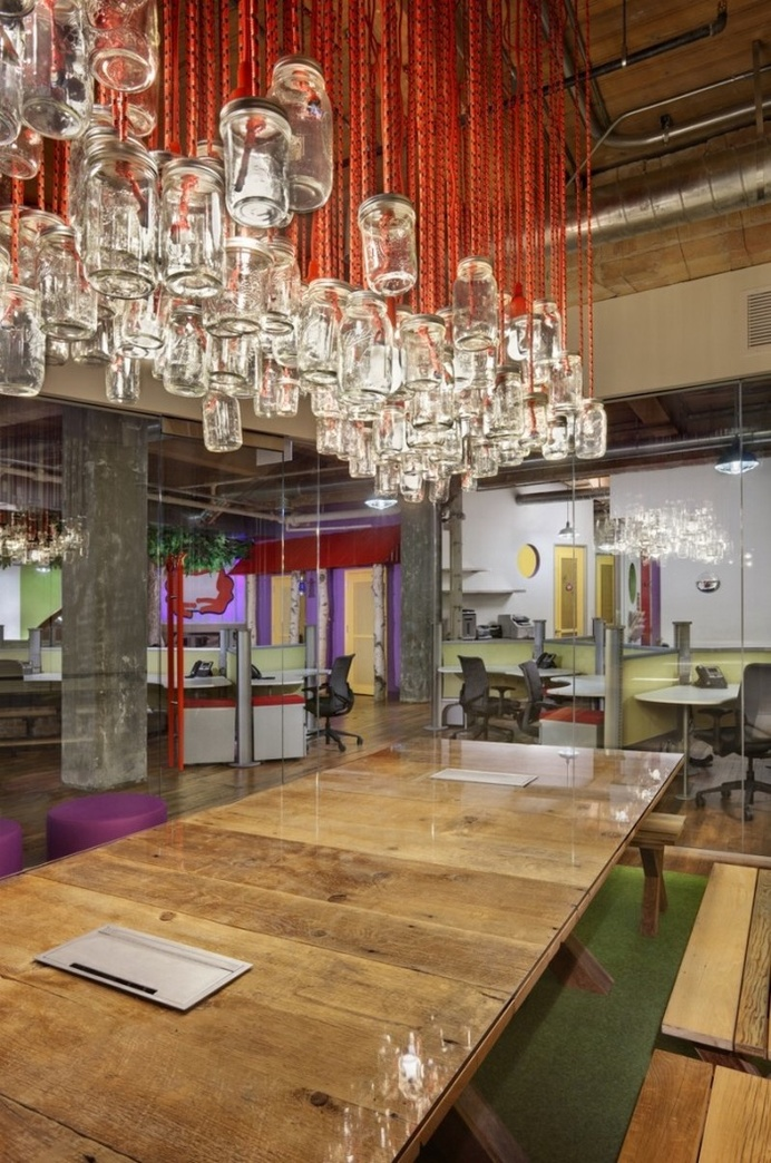 Red Frog Events Offices by Nelson / Chicago