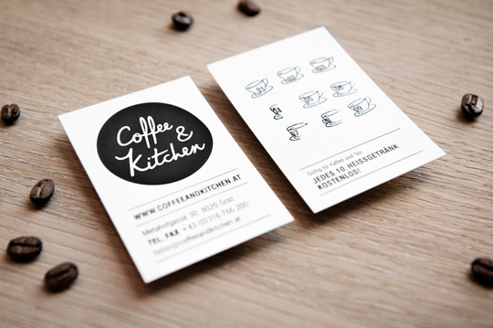 Good design makes me happy #cards #business
