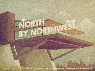 Dribbble - _100 by Justin Mezzell #illustration #vintage #film