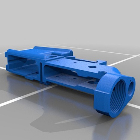 Wiki Weapon firm launches 3D printing Pirate Bay #gun #print #weapon #3d