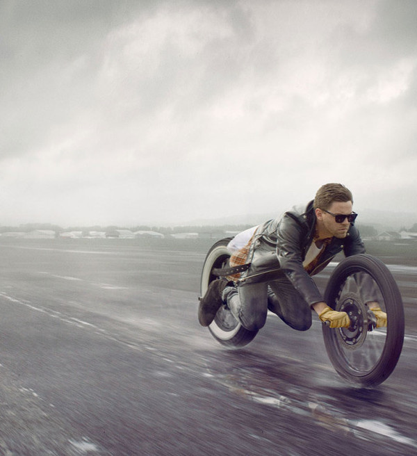 Conceptual Photography by Fraser Clements #inspiration #photography #conceptual
