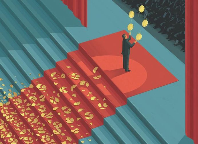 Stephan Schmitz Creates Weird Illustrations about Everyday Lives