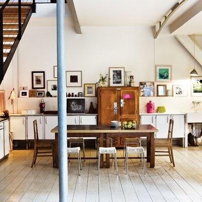 FFFFOUND! | Ruby Gatta: I'm lusting after a new kitchen... #interior #kitchen #design