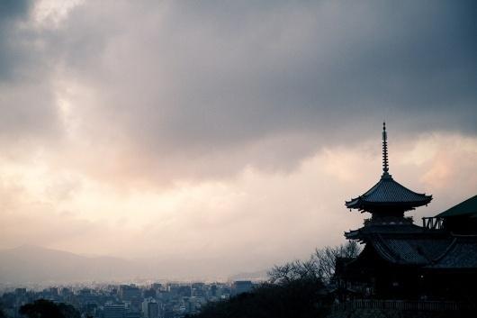 On & Beyond #city #japan #sky