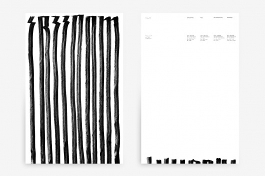 Greg Ponchak — form (shop) #marker #greg #ponchak #experimental #freedom #handmade #type