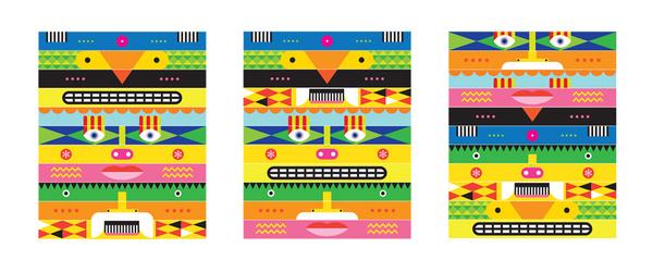 Desktop Mag by Naughtyfish design, Sydney #magazine #illustration #publication