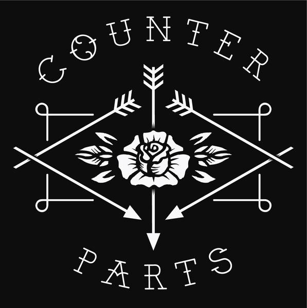 Counterparts - Arrows #arrows #rose #hardcore #logo