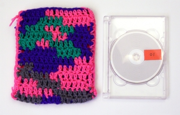 Crocheted Glitch[Dev Harlan] #tech #design #glitch