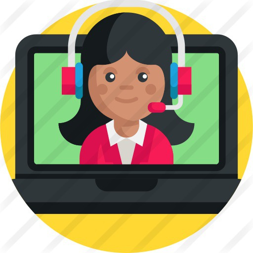 See more icon inspiration related to shipping and delivery, business and finance, professions and jobs, call center, customer service, telemarketer, support, communications, user, operator, information, microphone, laptop, call and phone on Flaticon.