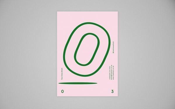 Two Times Elliott Postcard Set | Two Times Elliott. Creative Agency, Notting Hill. +44 (0)203 214 3133 #colour