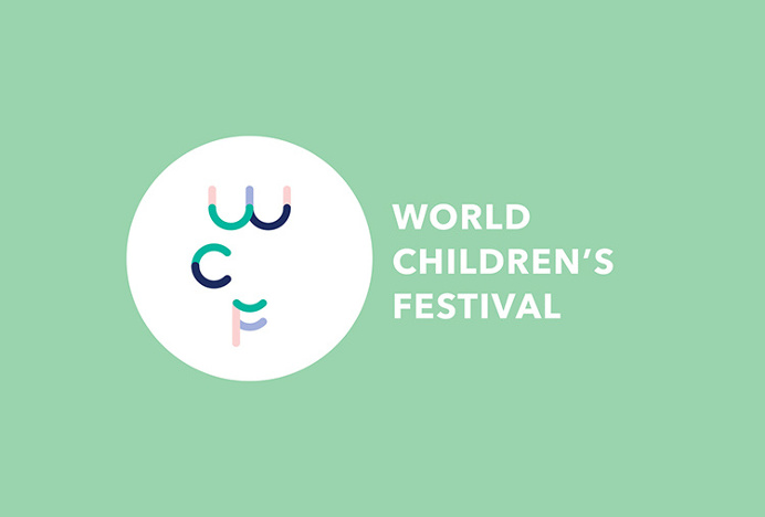 World Children's Festival by Eric Amaral Rohter #icon #mark #typography