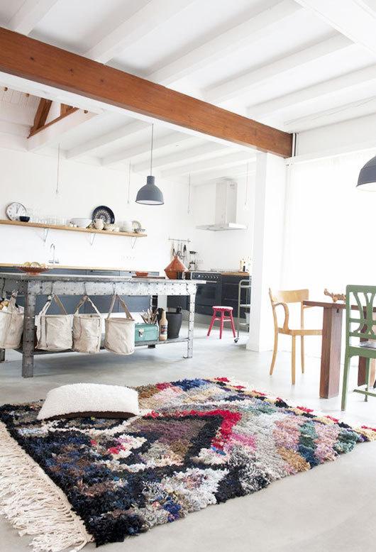 carpet of life #interior #design #decor #kitchen #deco #decoration