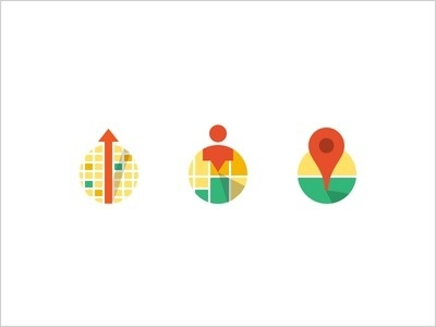 Google Atmosphere Icons #icons