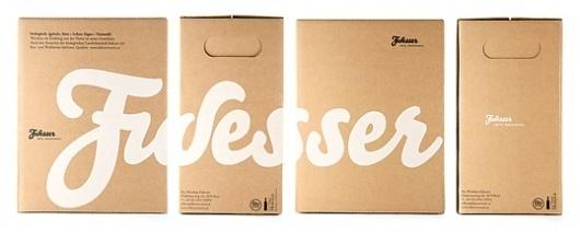 fidesser2.jpg 538×216 pixels #raw #cardboard #packaging #print #design #box #screen #fidesser #estate