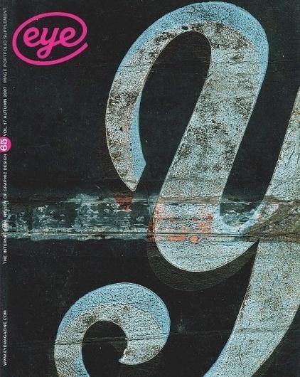 Eye Magazine's Photos - Eye covers #cover #eye #magazine