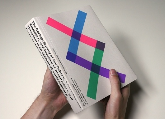 The Berlage Survey | Isabelle Vaverka #publishing #print #book