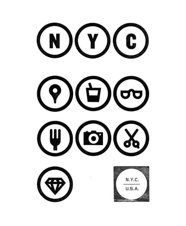 HL_NYC_icons #icon #illustration