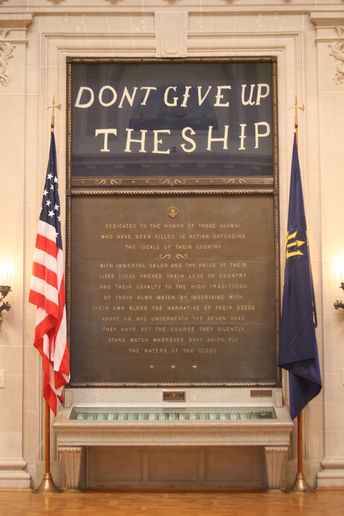 Don't Give Up the Ship #flag #history