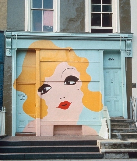 tumblr_lhrgkheVpP1qb6pdzo1_500.jpg (JPEG Image, 500×588 pixels) #london #art #street