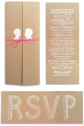 madgas / Pinterest #print #silkscreen #invitation