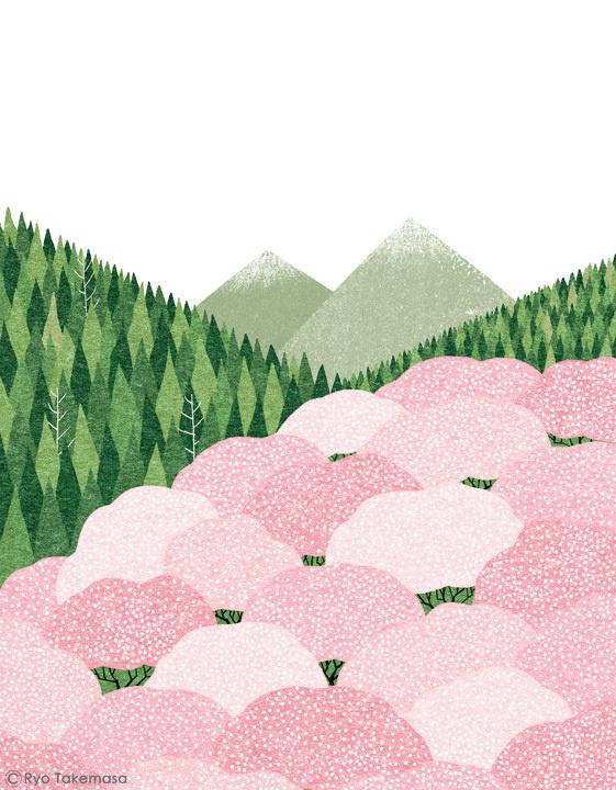 武政 諒 illustration   Works