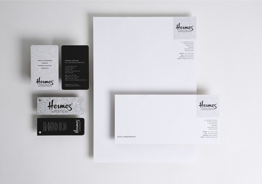 Best Awards - Base Two. / Hermes New Zealand Identity Development #zealand #hermes #new