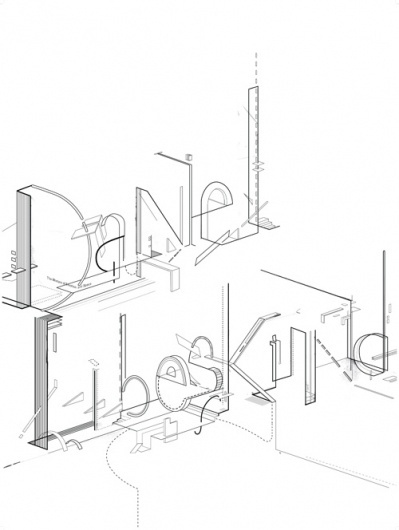 :: Daniel Libeskind|| Karen To :: #libeskind #karen #by #poster #daniel #to