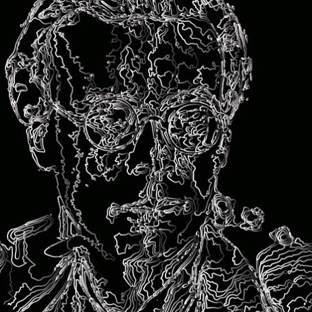 HUXLEY, 2014 #illustration #aldoushuxley #huxley #concept #soma #portrait #graphic #digitaldrawing #berinhasi