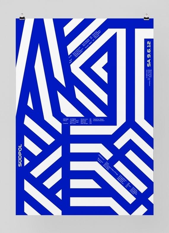 Südpol '12 F4 « FEIXEN: Design by Felix Pfäffli #print #poster