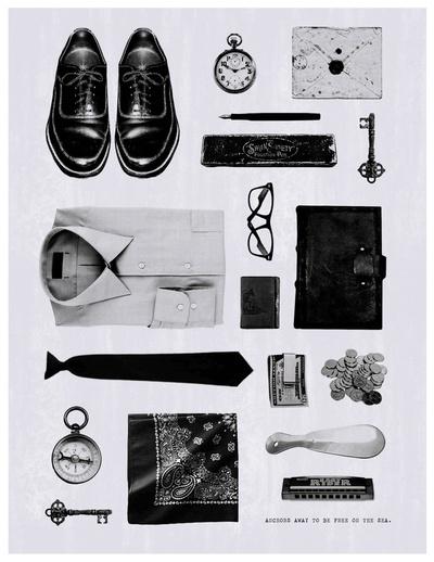Sara Lindholm - visualgraphic: Traveler #things #traveler