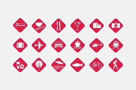 Spreeluxe icons #mandala #red #spreeluxe #icons #studio