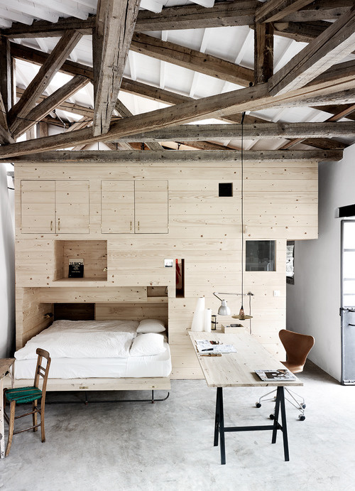 image #interior #house #hide-a-bed #wood #summer