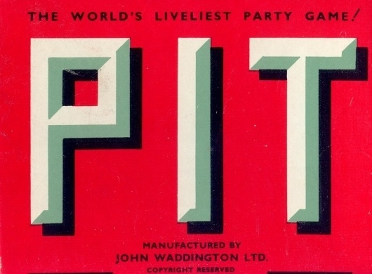 All sizes | pit boite | Flickr - Photo Sharing! #type #lettering #retro #vintage