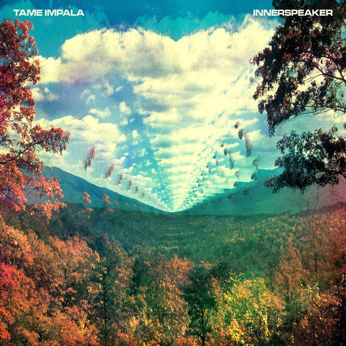 Tame Impala - 'Innerspeaker' - Leif Podhajský #cover #album