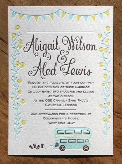 Blush°° Bespoke & custom letterpress printing in the UK #lettering