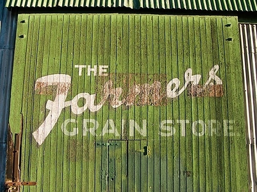 All sizes | farmers05 | Flickr - Photo Sharing! #lettering #sign #done #type #hand