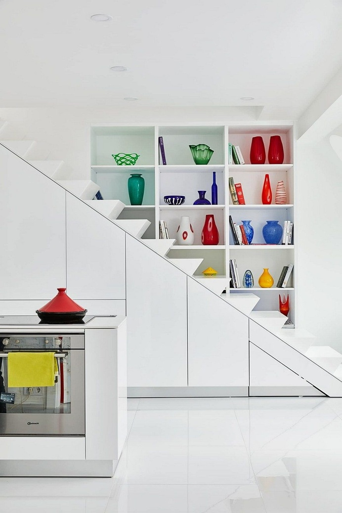 Colorful Apartment in the Heart of Budapest by Margeza Studio 5