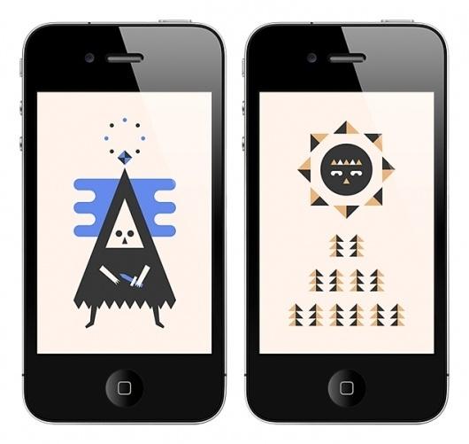 Poolga - Trevor Basset #basset #illustration #app #trevor