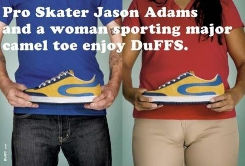 Dustin Koop #campaign #duffs #shoes #ad