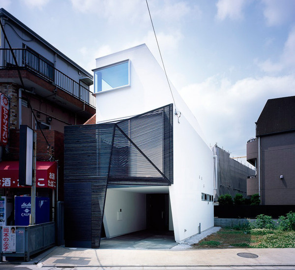 Sign by APOLLO Architects & Associates