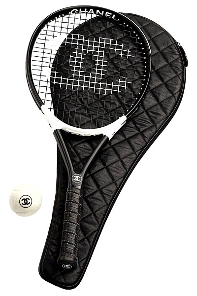 Chanel Accessories 2012 Spring Summer #white #tennis #black #and