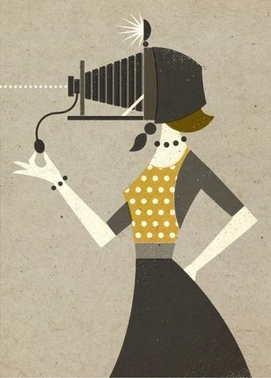 NiceFuckingGraphics! - Blog de diseño gráfico #ivory #retro #texture #gold #dark #grey