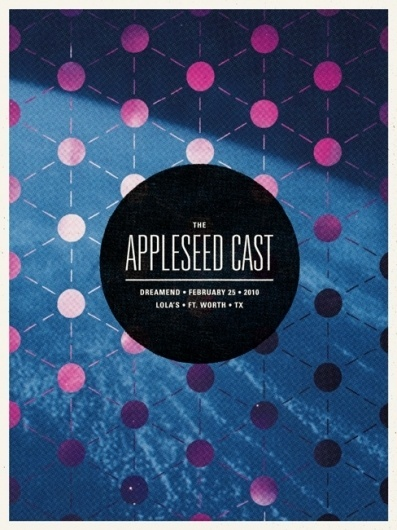 SCOTT CAMPBELL #design #cast #poster #appleseed