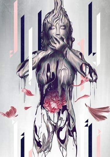 kittozutto - Always Forever. ™ #illustration #art